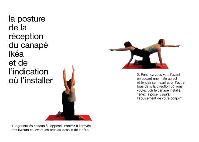 photo drole yoga