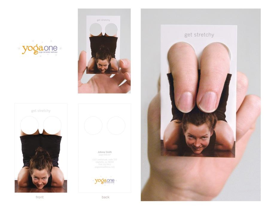 yoga one card