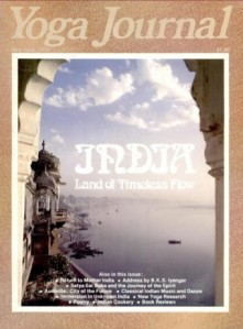 Yoga journal 1977