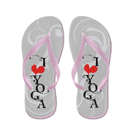 i_love_heart_yoga_flip_flops