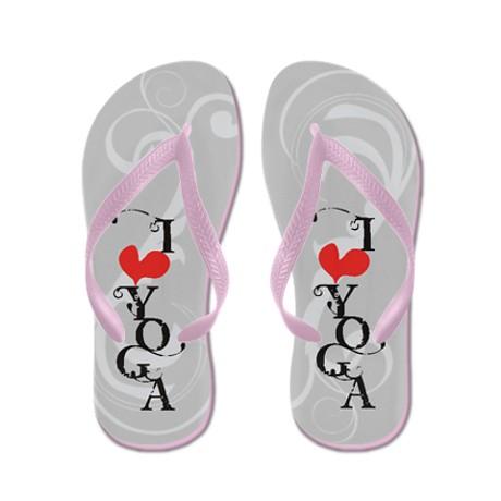 i_love_heart_yoga_flip_flops
