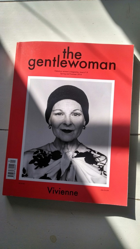GENTLEWOMANcover