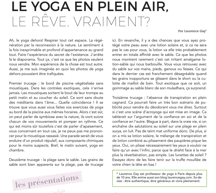 laurence-gay-yoga-magazine-article-blog-juillet-aout-2016